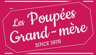 Logo : Les Poupées Grand-Mère