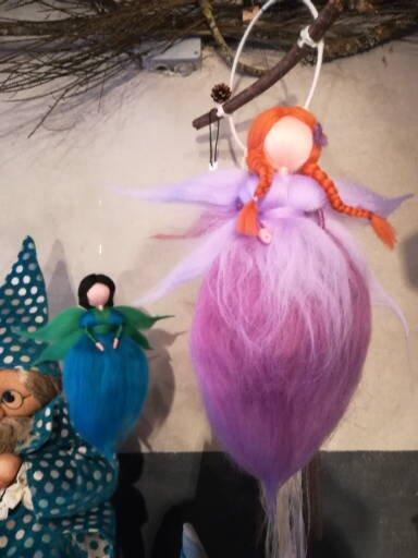 feltedwool fairy