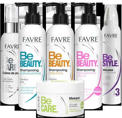 Produits de la marque Favre